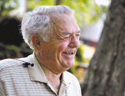 Memory of Longview arboretum founder looms large at groundbreaking