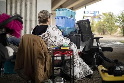 Texas homeless