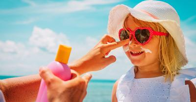 Protect your skin from the sun