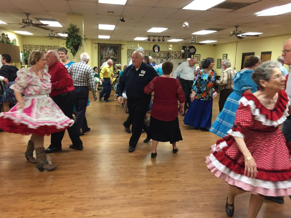 East Texans find fun, friends, fellowship at square dances