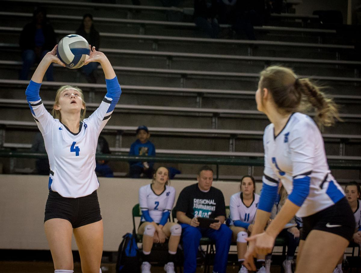 Bailey Rainey Porn et volleyball: ladycats set for first trip to uil state
