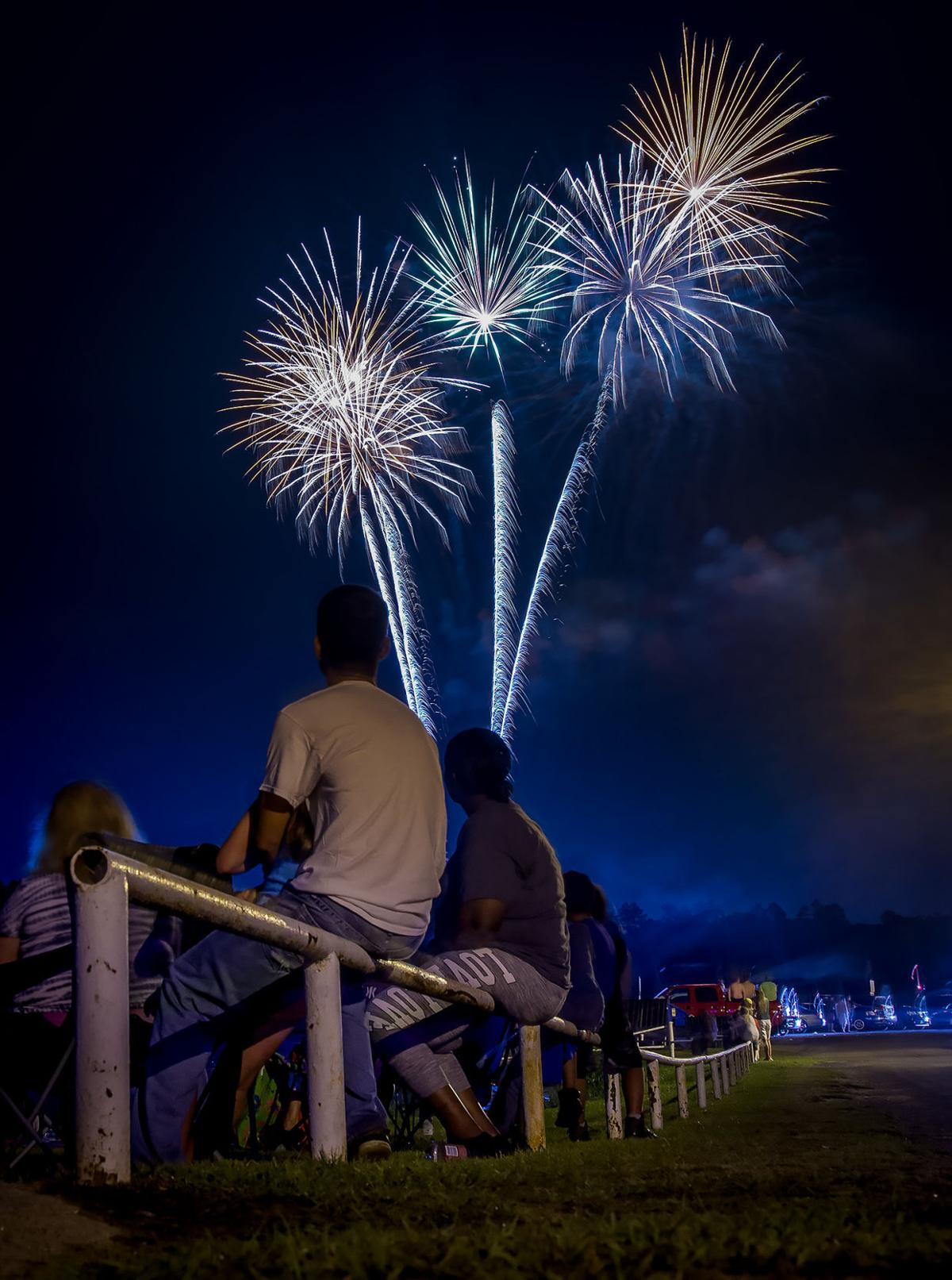 East Texans to mark Fourth of July with fireworks, festivals