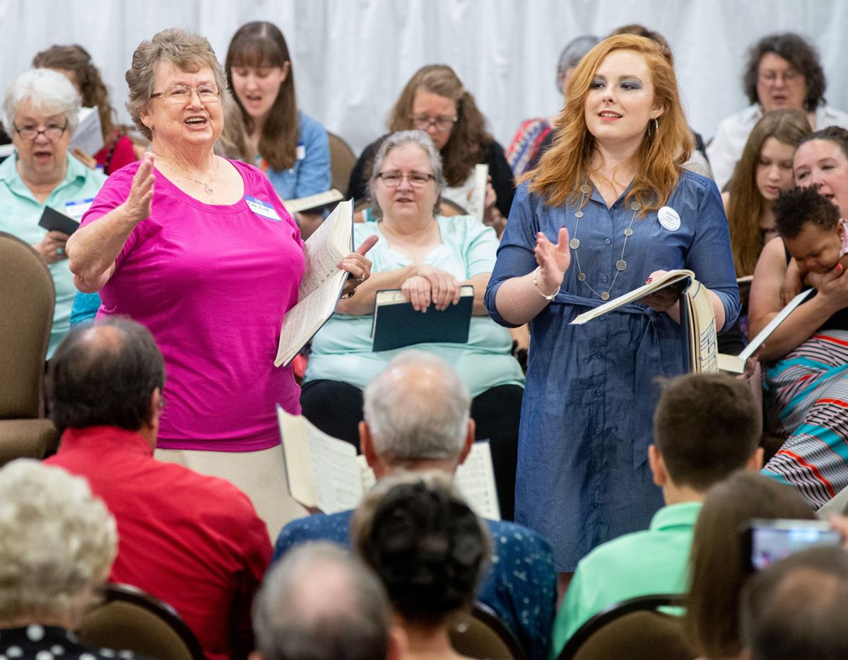 164th East Texas Sacred Harp Convention