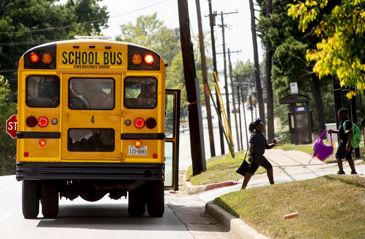 longview area school districts adjusting bus routes to fit