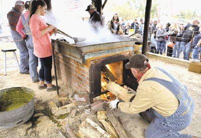 Syrup Festival in Henderson draws thousands for vendors, entertainment and lore
