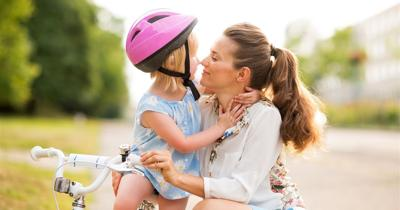 Busy moms need to take care of themselves