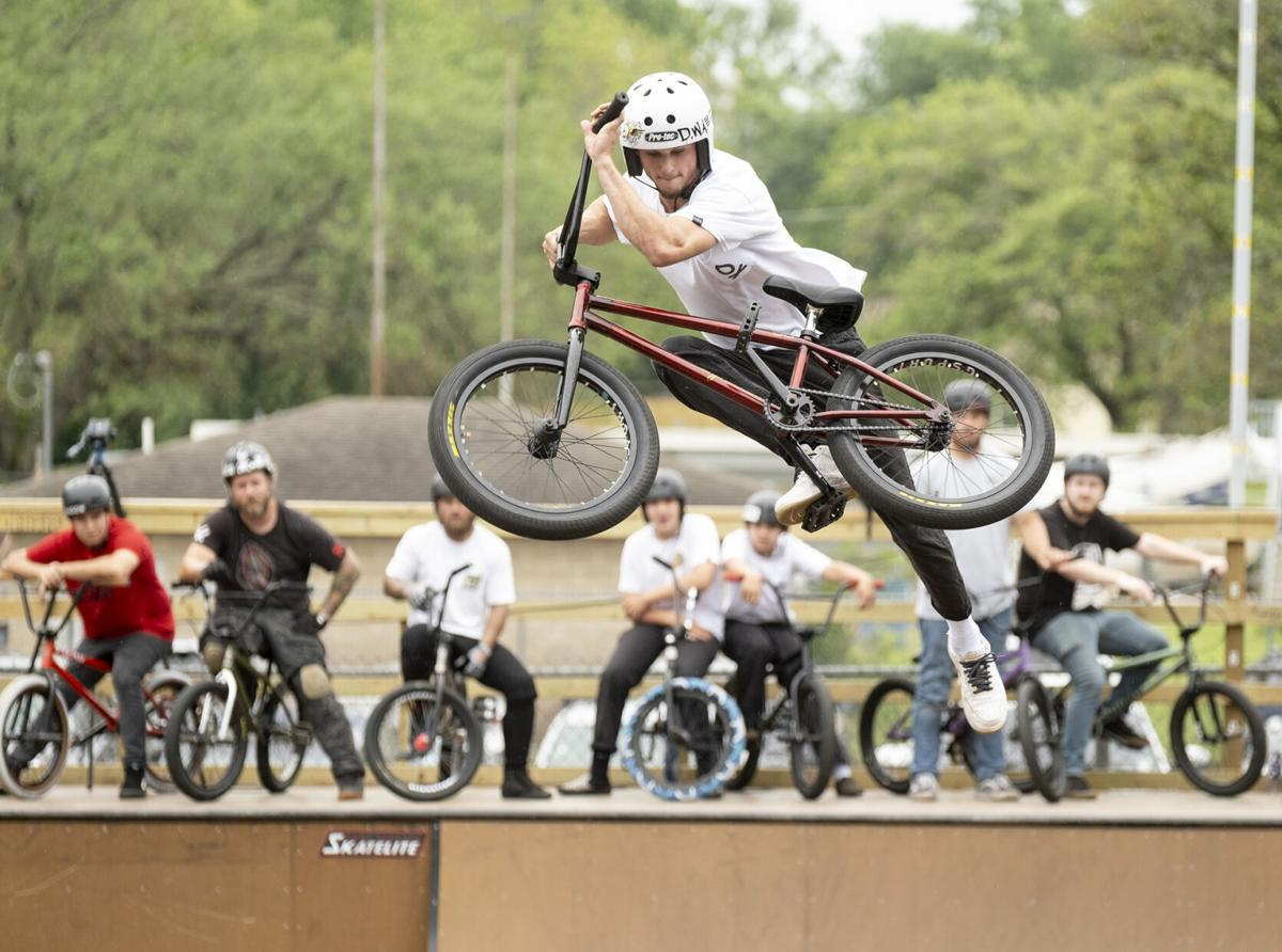 Legends League BMX Jam