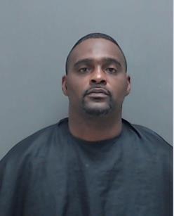 Kelvin Brown drug arrest