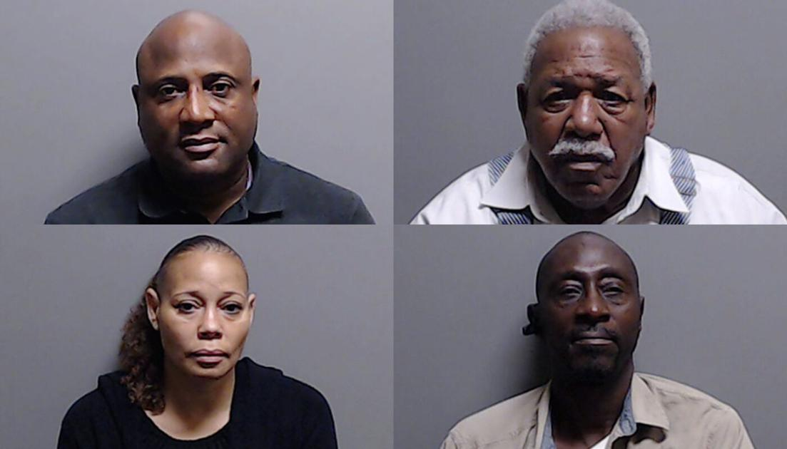 Gregg County Pct. 4 commissioner, others arrested in vote-harvesting scheme  | Police | news-journal.com