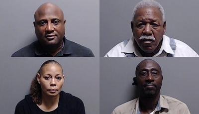Vote-harvesting arrests