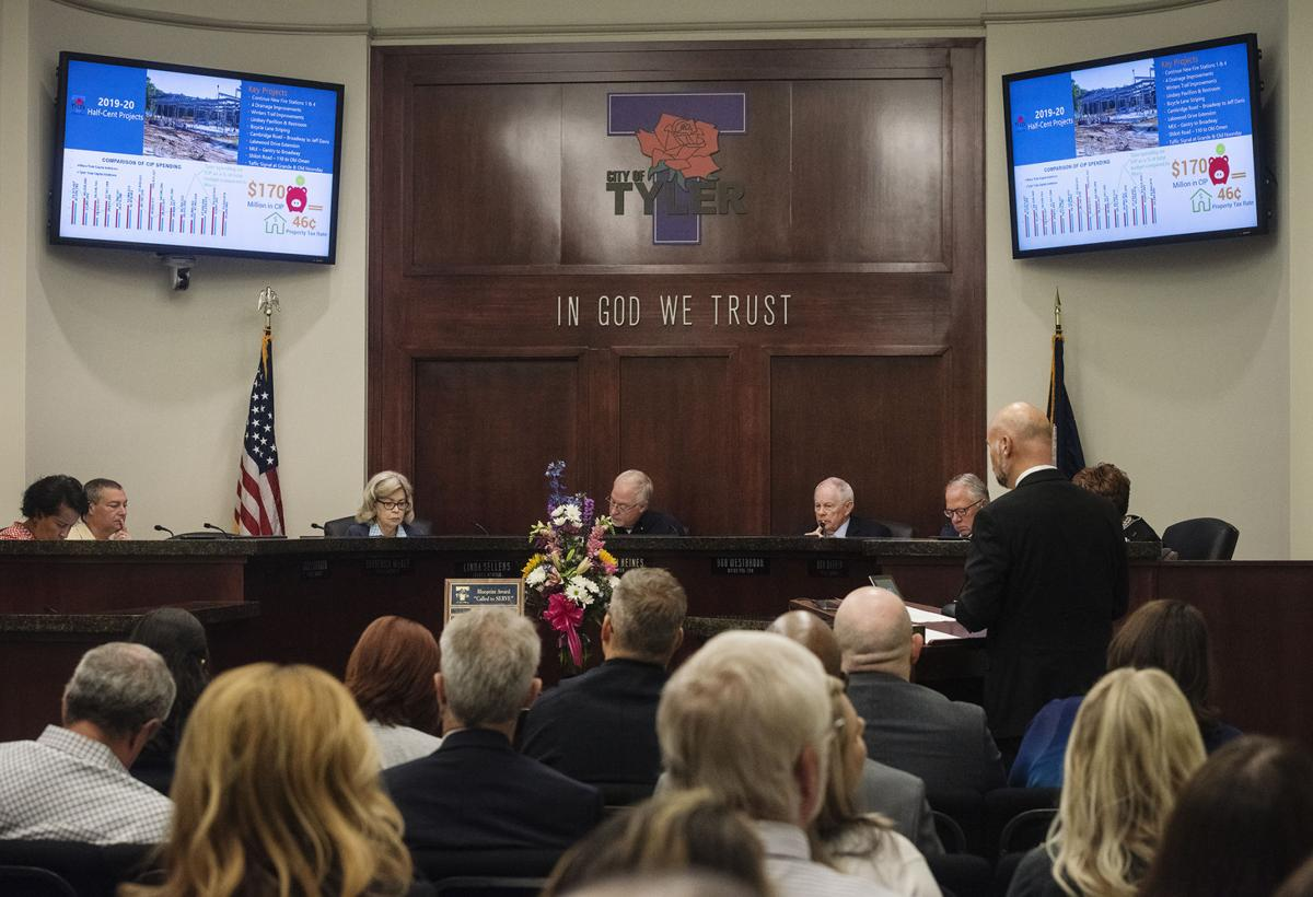 Tyler City Council proposes raising tax rate to 25.99 cents