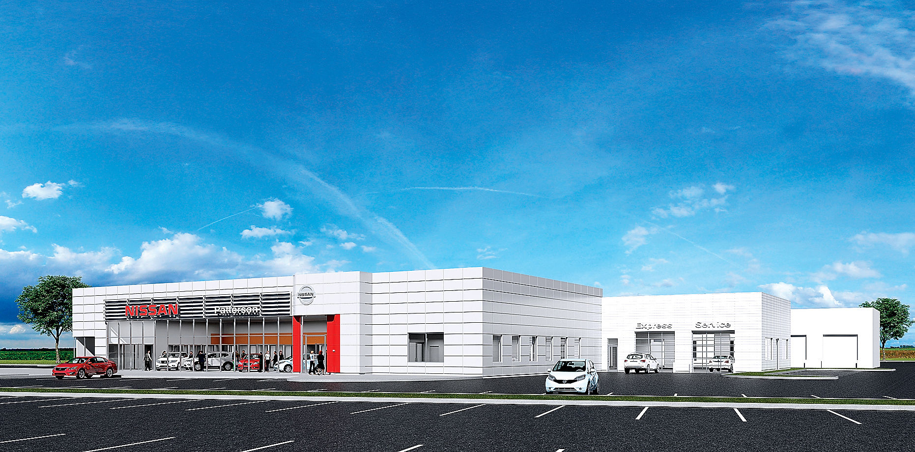 Patterson Nissan Relocating To Grow