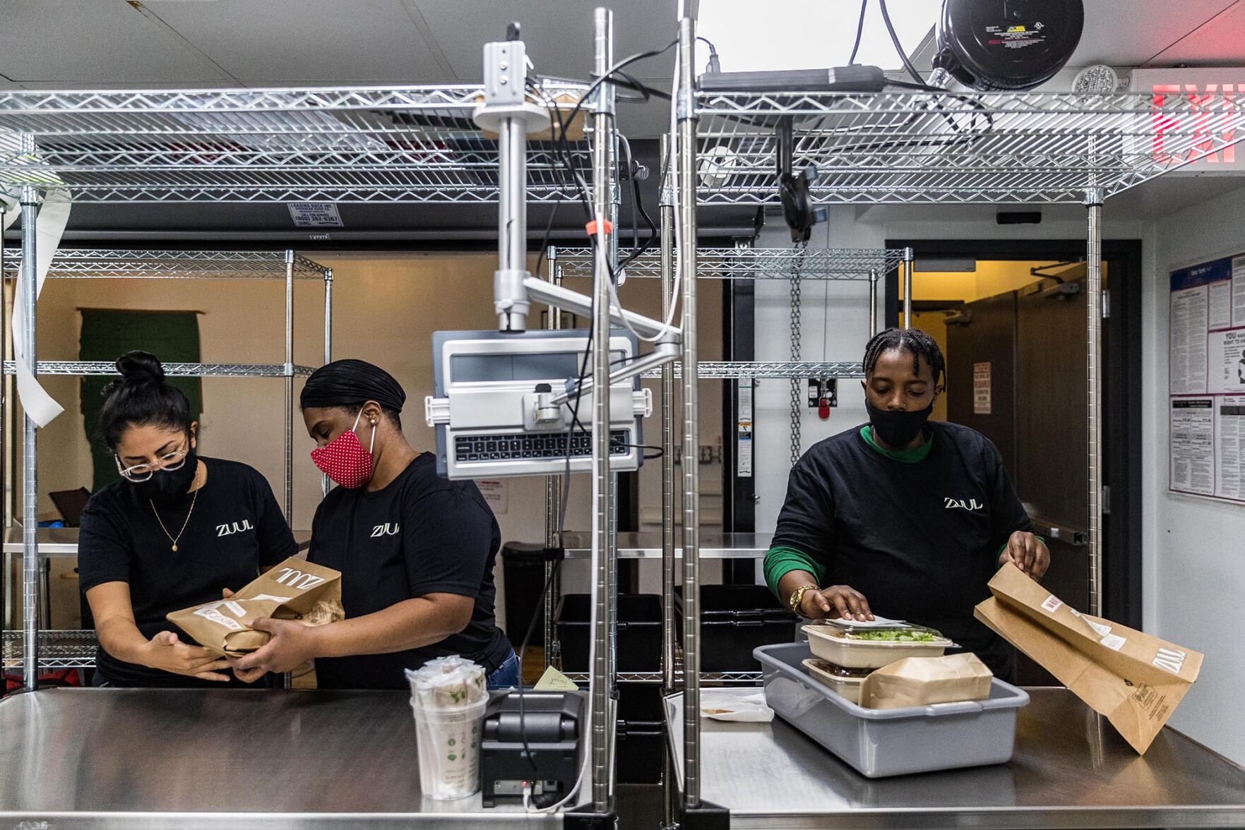 news-journal.com - Laura Reiley The Washington Post - Pandemic surge in food delivery has given rise to one of only growth areas in restaurant industry
