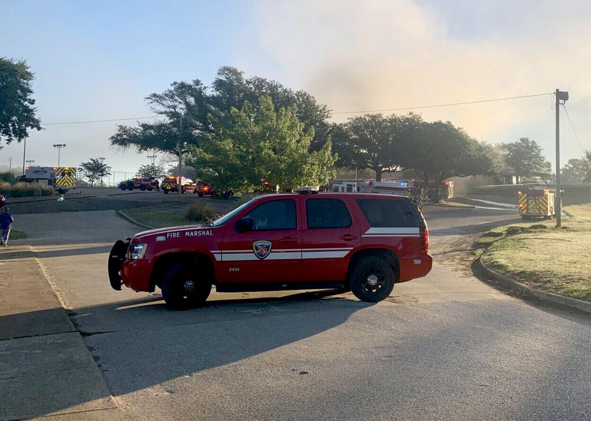 Oak Forest Country Club fire