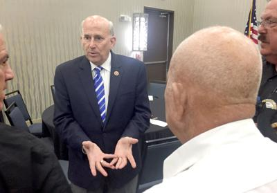 Gohmert: Quid pro quo 'nothing new' in U.S. history