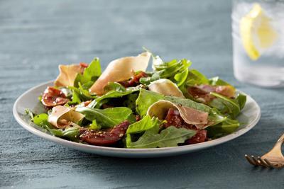 Arugula Salad with Figs