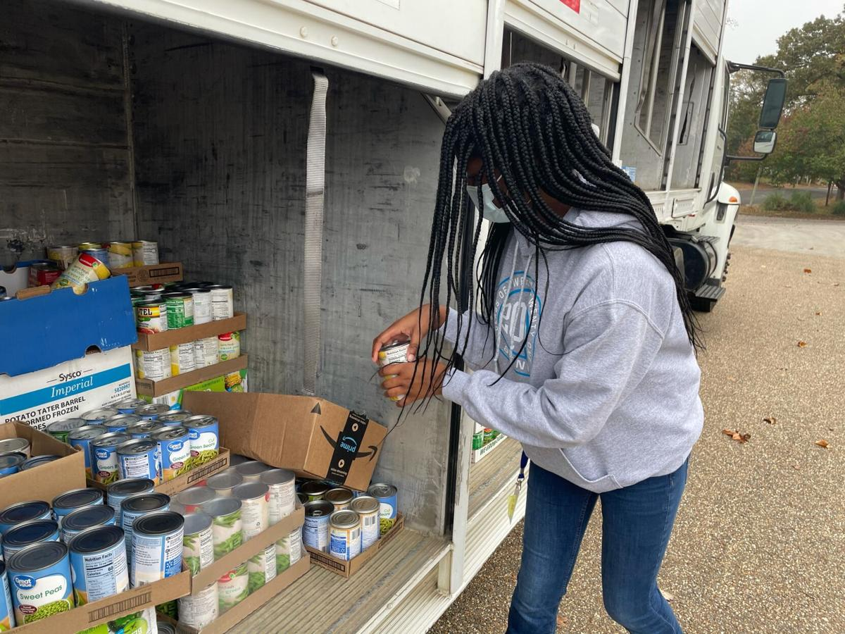 TST Canned Food Drive
