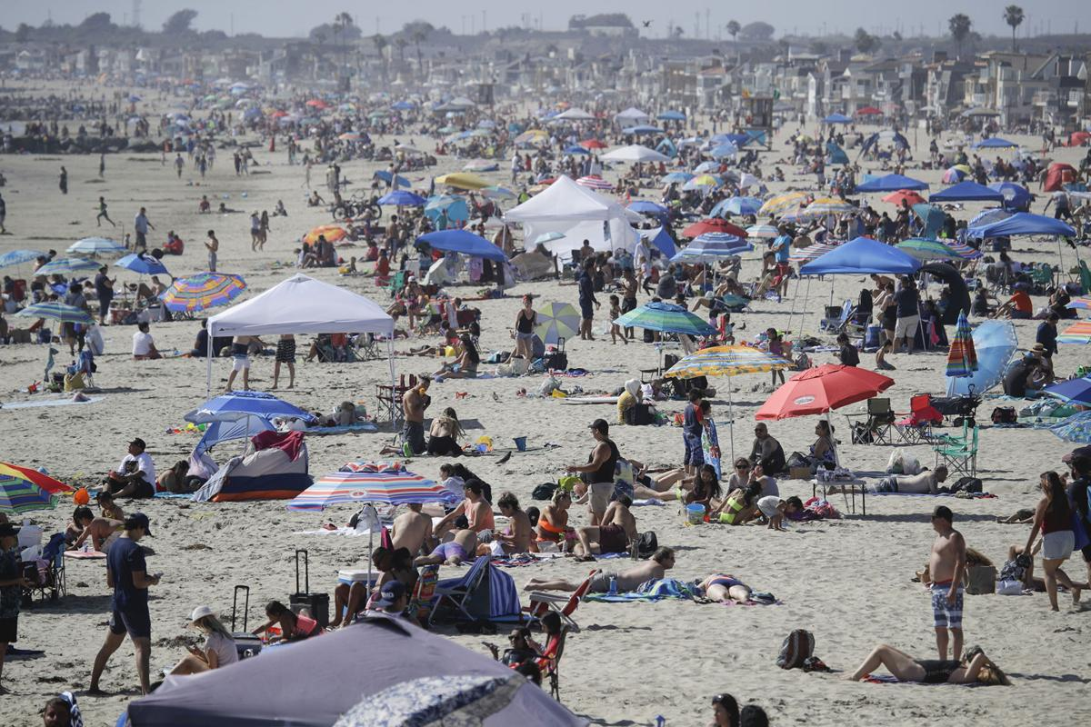 Memorial Day weekend draws crowds and triggers warnings | | news-journal.com