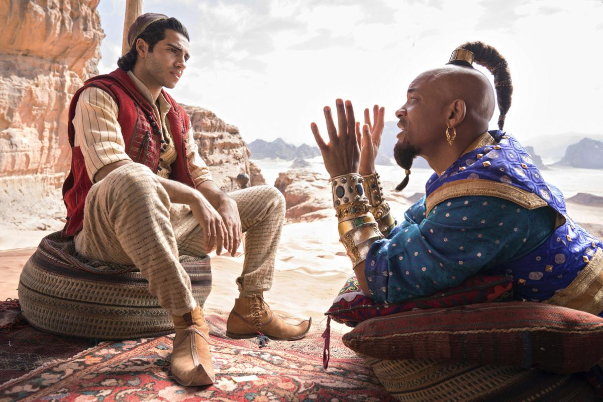 Film Review Aladdin