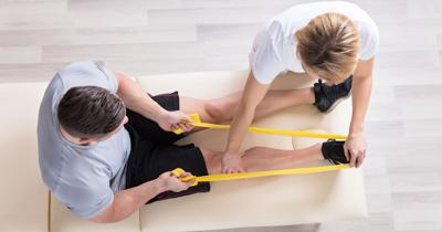 Physical therapy can help injury recovery