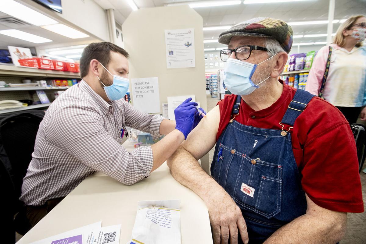 Louis Morgan Vaccine