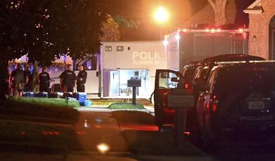 Officers Shot Texas