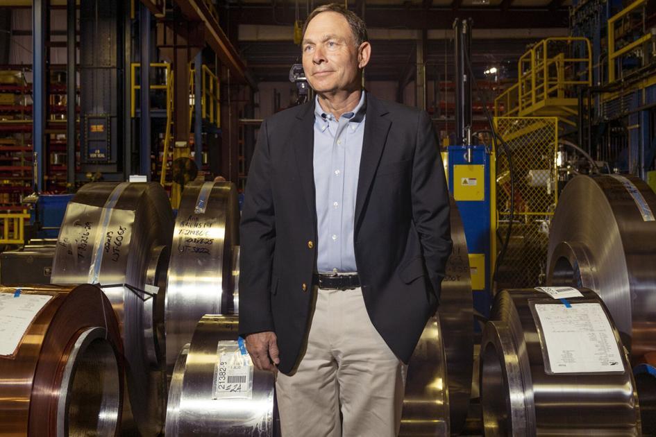 www.news-journal.com: Even as supply lines strain, Biden is in no rush to scrap Trump's steel tariffs