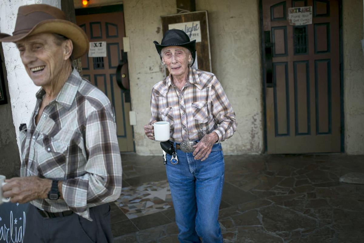 Texas' Big Bend town of Terlingua still draws attention