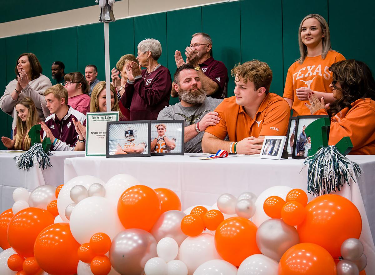 LHS Signing Day