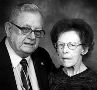 Dr. James L. Sturrock and Jeanne B. Sturrock