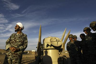 Iran Arms Embargoes