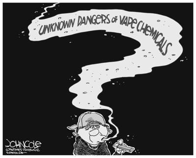 Unknown dangers