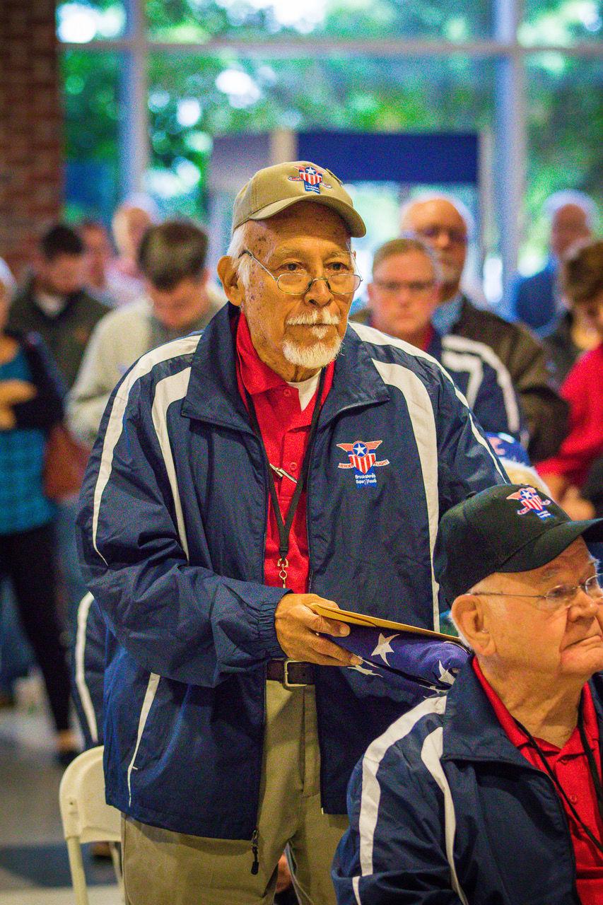 ET veterans depart for Washington, D.C., for 19th Heroes Flight