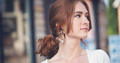 Put the focus on statement jewelry this fall