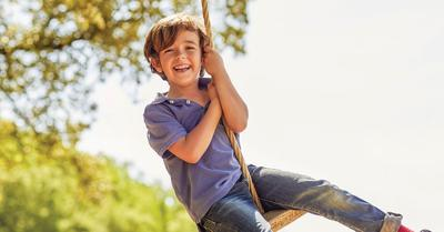 Boosting kid's confidence brings lasting benefits