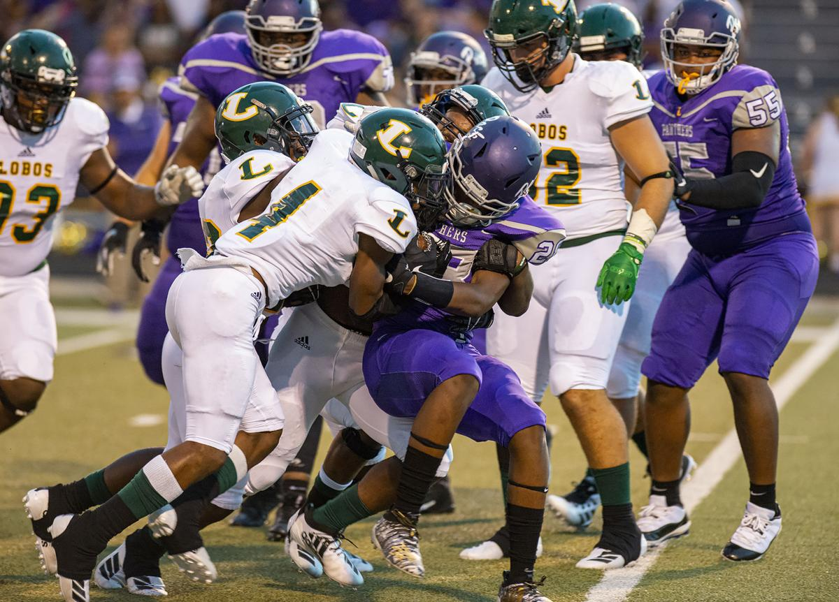 Longview vs. Lufkin