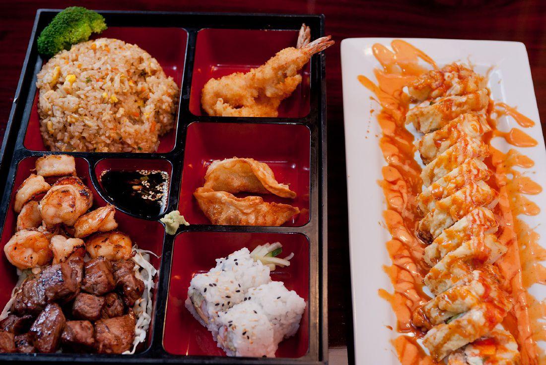 New Longview Restaurant Features Bento Bo Sushi Bar