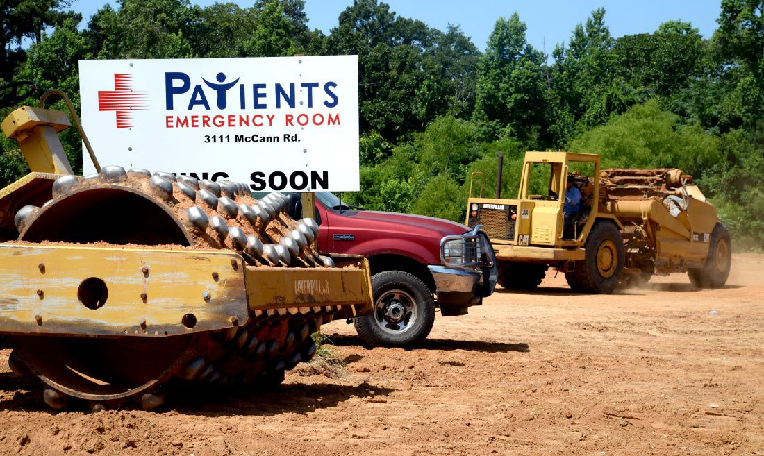 New Longview emergency rooms to stand on their own | Business | news ...