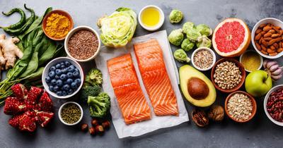 Healthy, energy rich food