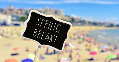6 must-know spring break hacks