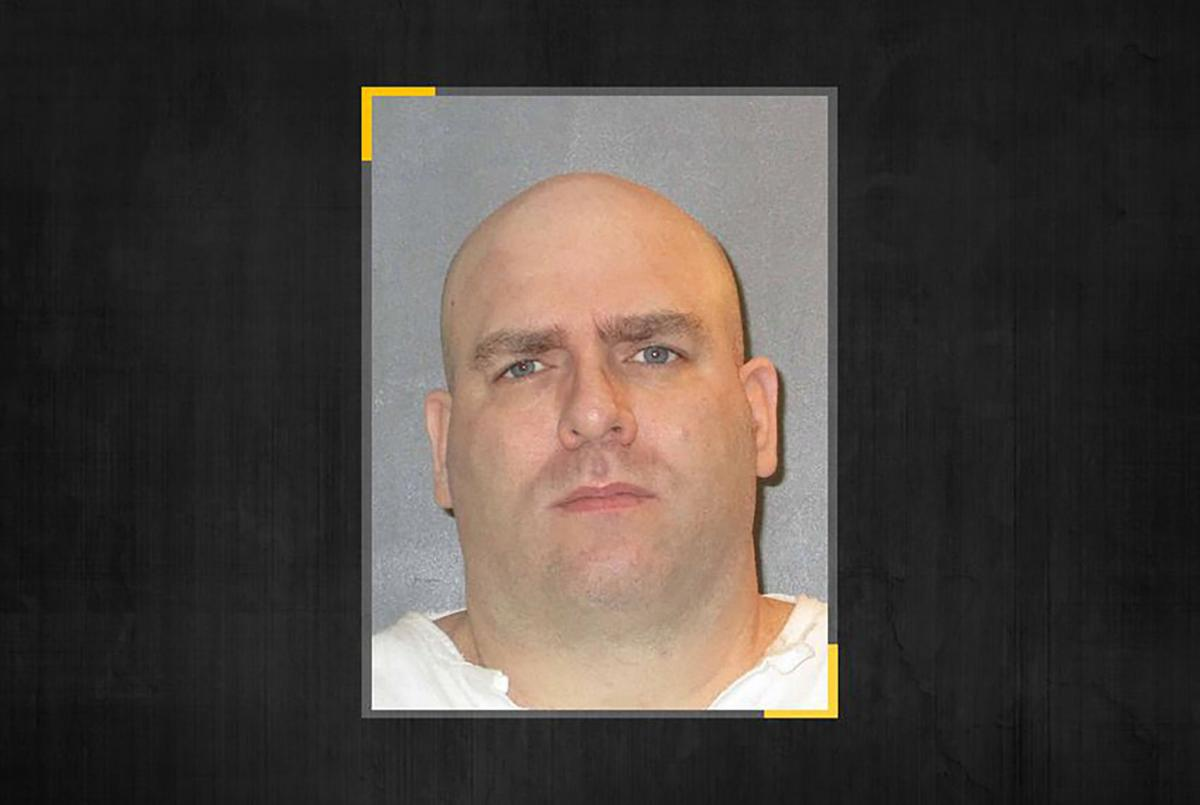 Texas executed Larry Swearingen for a 1998 Texas slaying
