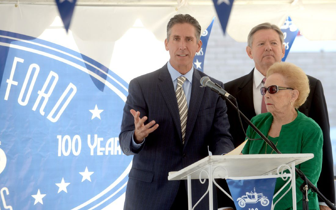 Longview Ford Dealership Celebrates 100 Years Local News