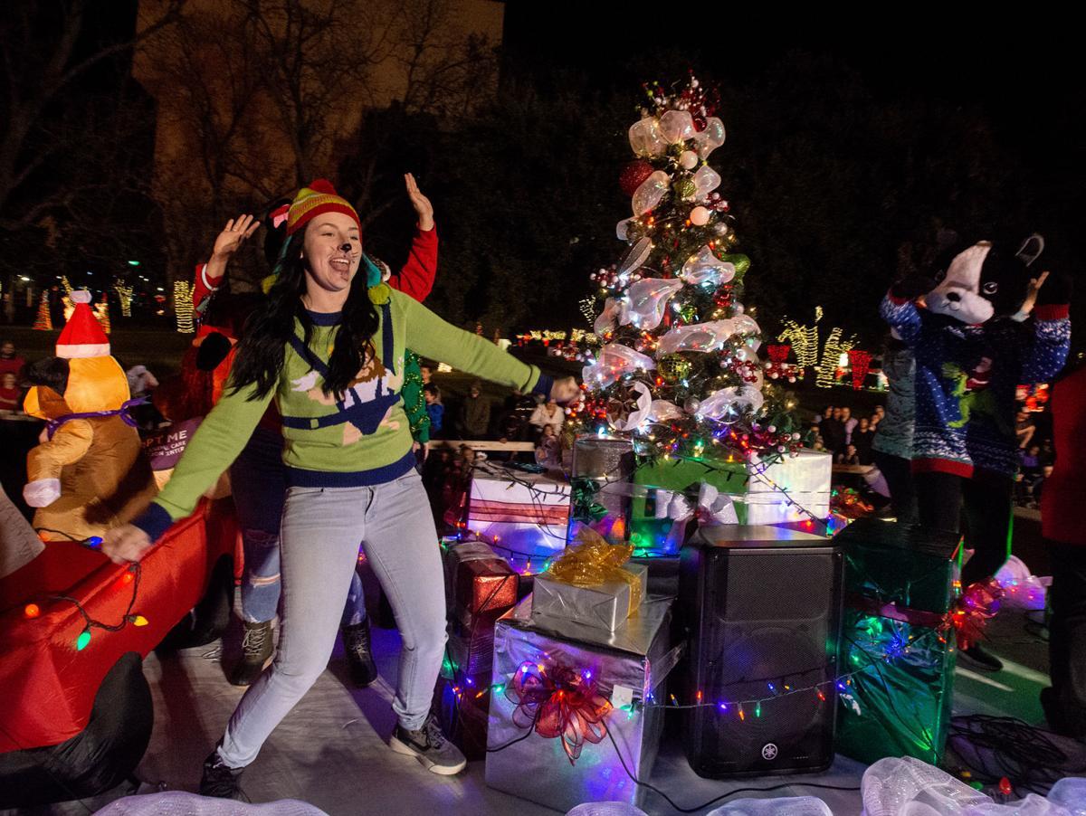 Longview Ambucs Christmas Parade