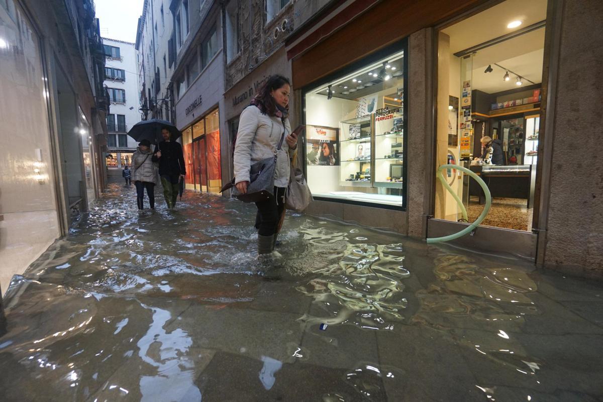 Italy Venice Weather
