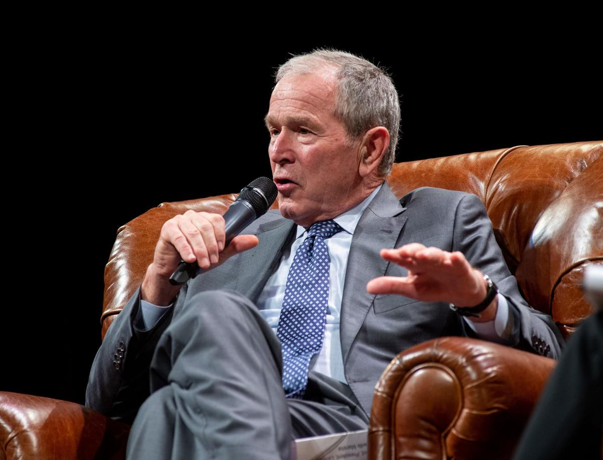 An Evening With President George W. Bush