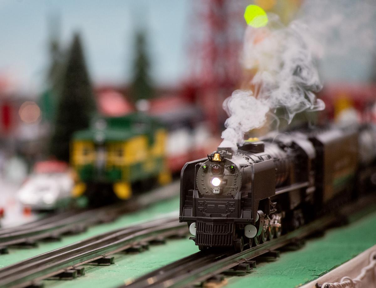 Loblolly Model Train