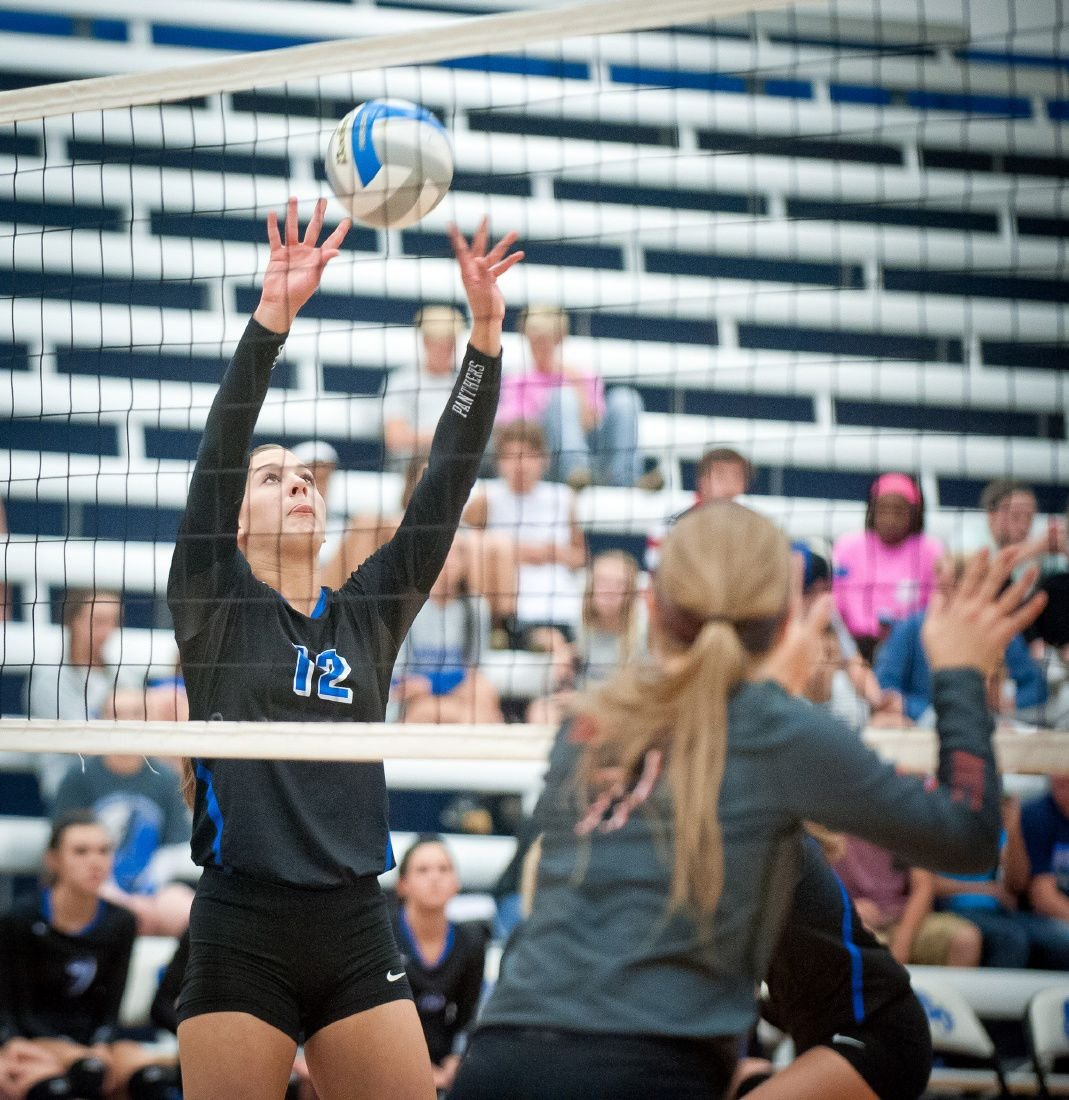 ET Volleyball: Spring Hill sweeps Gilmer