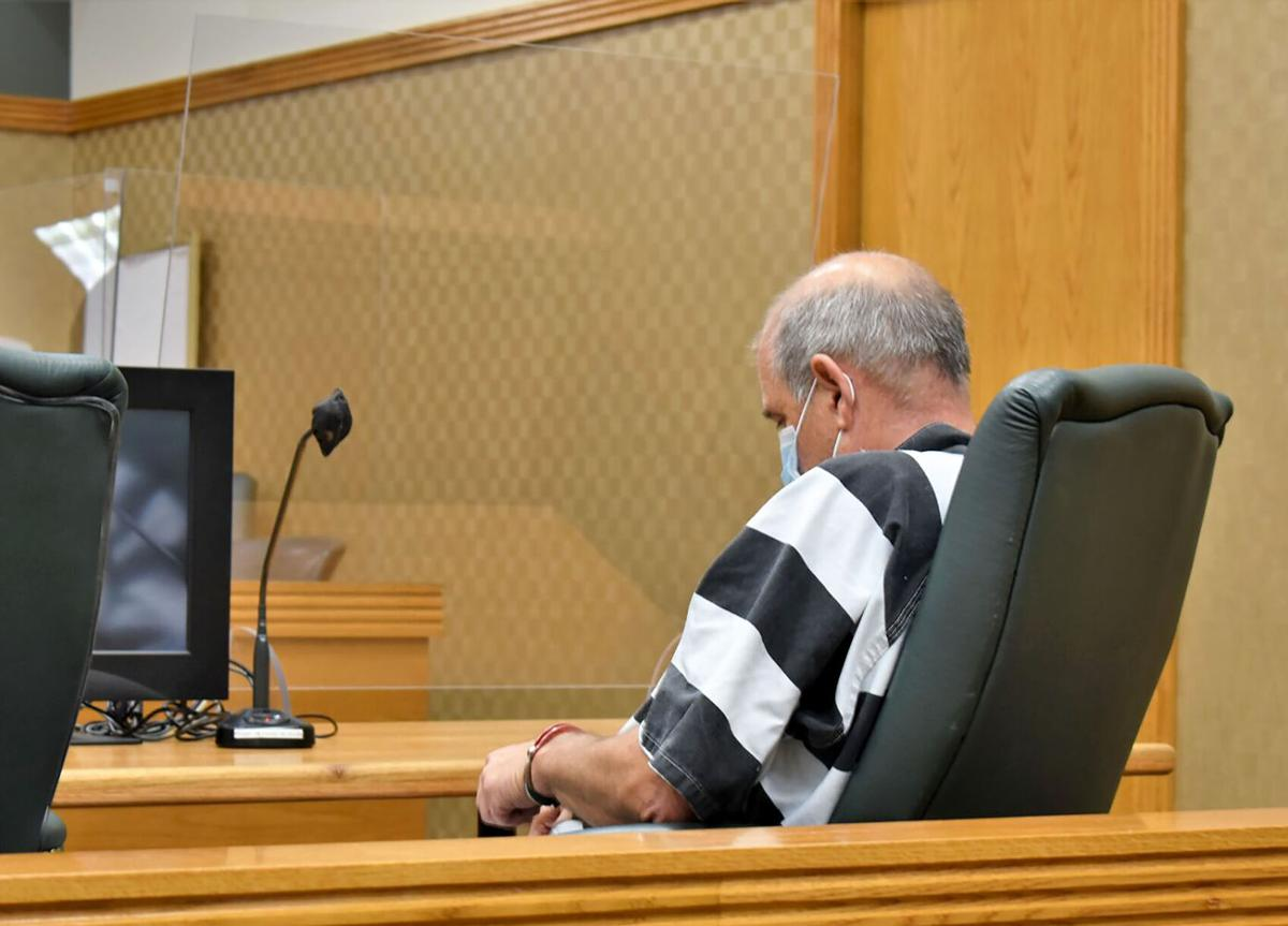 """William """"Billy"""" Fort initial court appearance"""