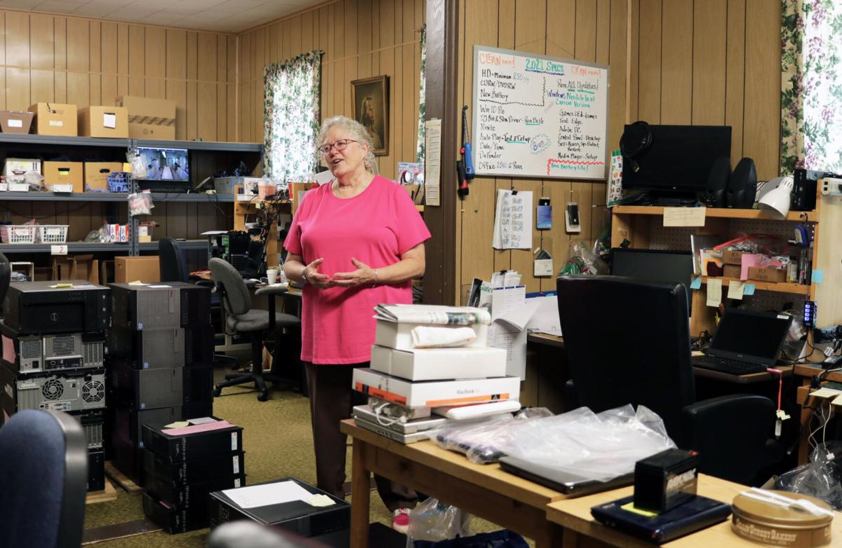 Smith County donates surplus to Mustard Seed ministries