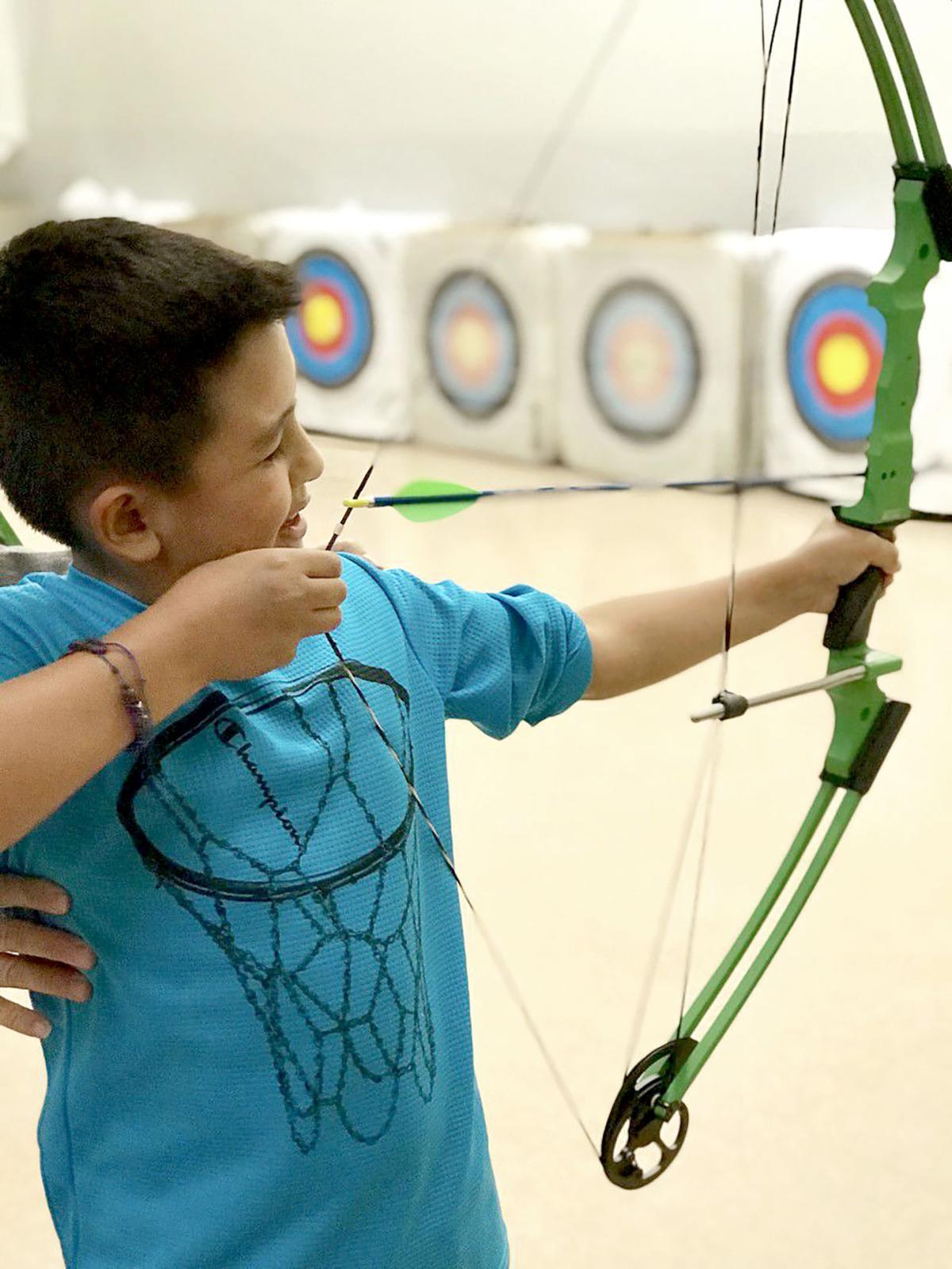 Harleton archery